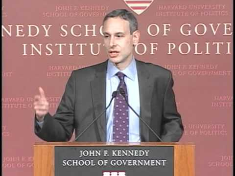 Making the Tax System Work for All of Us -- 2011 Glauber Lecture by Douglas H. Shulman