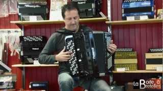 Démonstration V-accordéons Roland