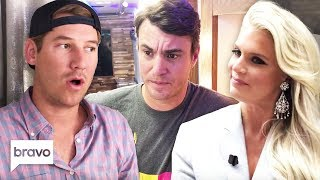 The Southern Charm Cast Is Nervous Before The Season 6 Reunion | Bravo