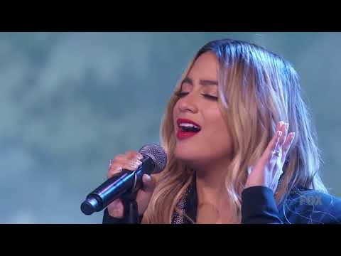 Fifth Harmony - Can You See (Live @ Showtime At The Apollo Christmas 14/12/2017)