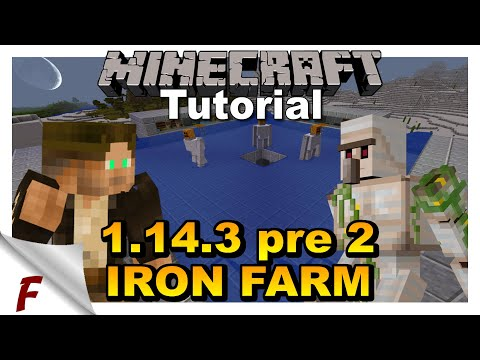 Tutorials/Iron golem farming – Official Minecraft Wiki