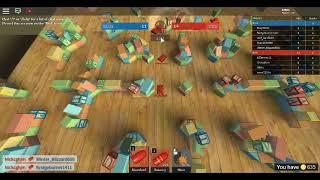 KABOOMM!!   Roblox Tiny Tanks!   Ep #1