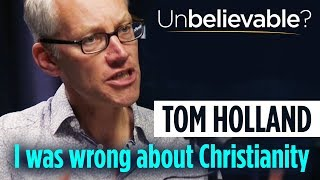Tom Holland tells NT Wright: Why I changed my mind about Christianity