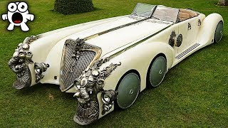 The Most Expensive & Rare Cars Of All Time