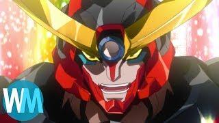 Video Top 10 Anime Mecha Series download MP3, 3GP, MP4, WEBM, AVI, FLV Juli 2018