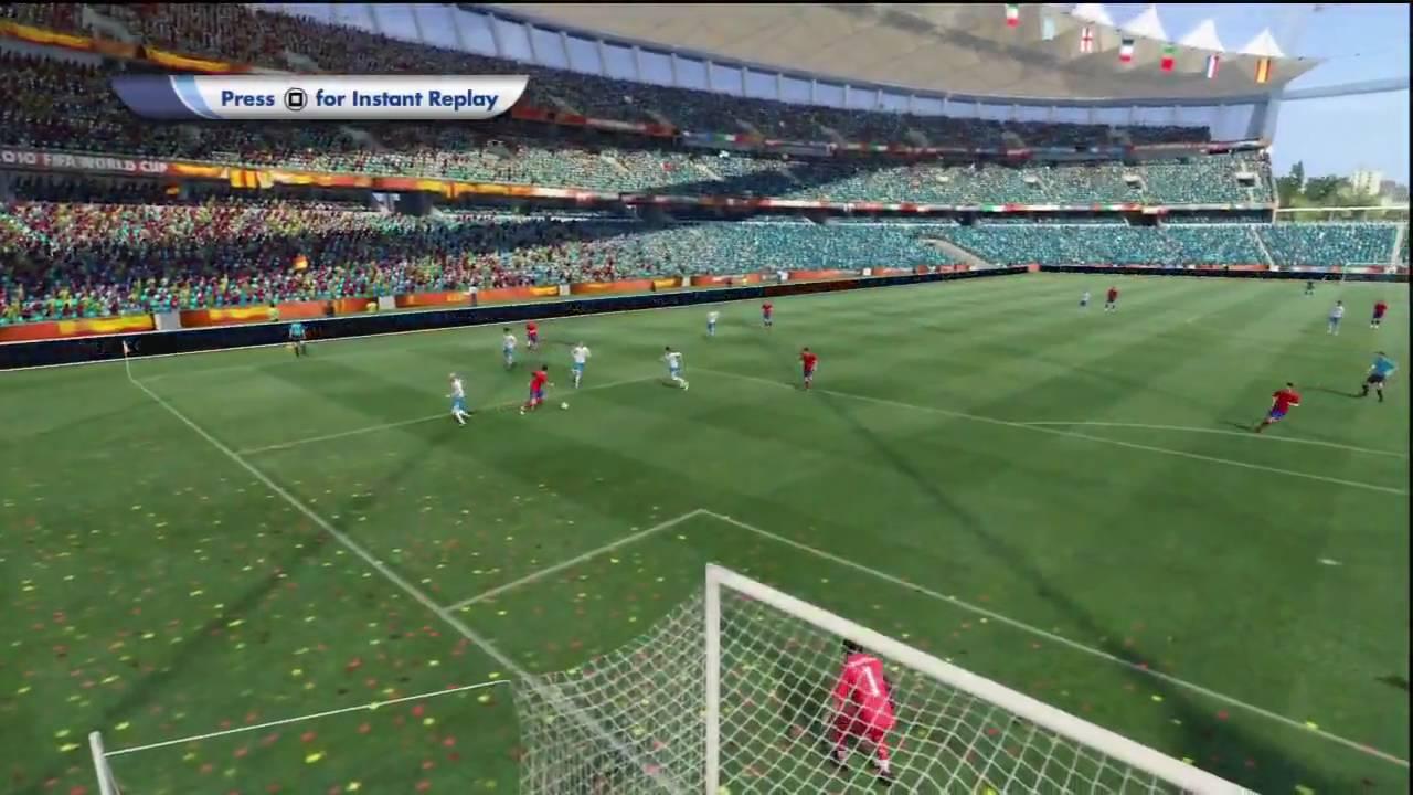 Preview coupe du monde de la fifa 2010 ps3 youtube - Coupe du monde fifa 2010 ...