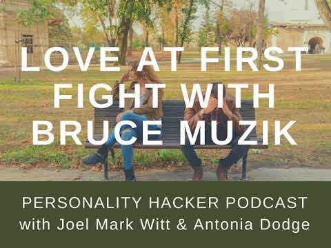 Love At First Fight With Bruce Muzik