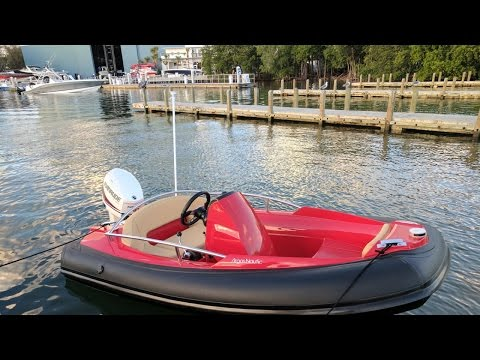 Argos Nautic 305  Yacht Tender Overview