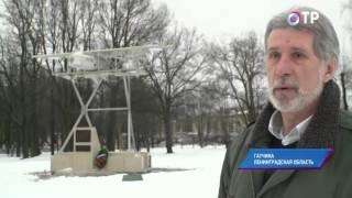 Малые города России: Гатчина - родина отечественной военной авиации