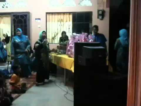 Karaoke at open house