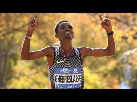 Best Moments of TCS New York City Marathon 2016 [HD]
