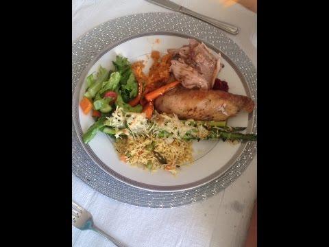 happy thanksgiving 2015 family dinner ideas youtube
