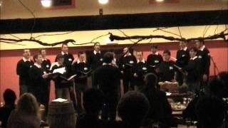 Dornberški fantje - V večernem mraku ( Prebold 2011 )