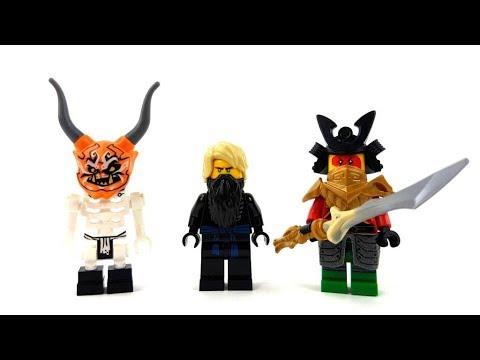 1 x Lego System Figuren Waffe Schwert Drachen Klinge perl gold Katana Ninjago Zu