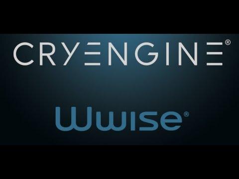 Cryengine #28 Добавление собственной музыки, звуков  My music  Wwise Уроки