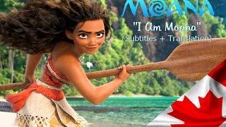 moana i am moana canadian french subtitles translation