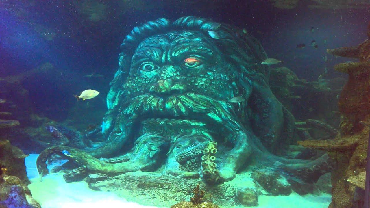 Poseidon / Neptune - YouTube