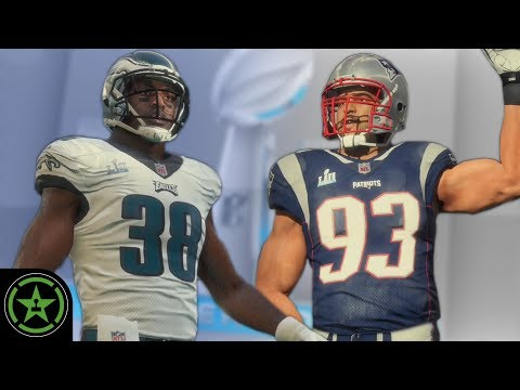 Let's Play - Madden 18: Super Bowl LII Special