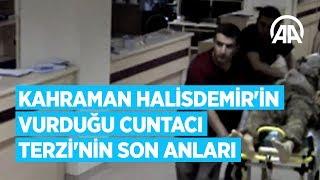 Kahraman Ömer Halisdemir'in vurduğu cuntacı Semih Terzi'nin son anları