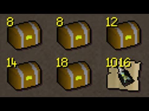 Opening 365 Clue Caskets (50+ Hours) [HCIM]
