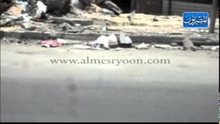 محافظة القاهرة  تزين أرصفة بولاق أبو العلا بعد هدم مول أيمن طه