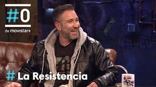 LA RESISTENCIA - Entrevista a Zatu, de SFDK | #LaResistencia 27.02.2018