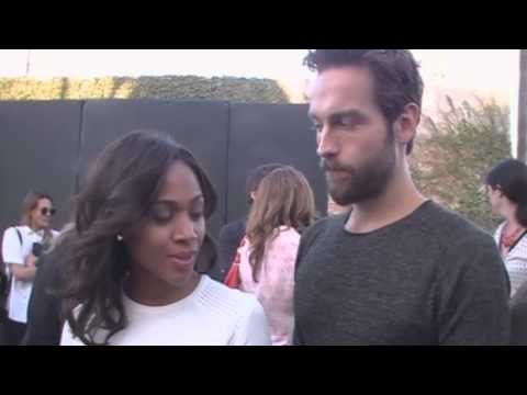 Sleepy Hollow Season 2 Interviews: Tom Mison and Nicole Beharie