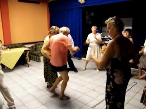 Polgár Sándor a twist táncolás bajnoka a Király a parketten 0725 Hesz Magdi Klub