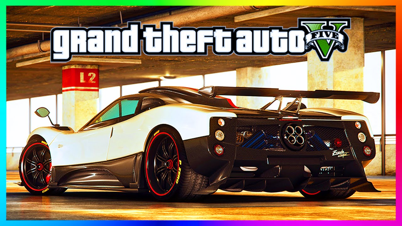 """GTA 5 DLC """"Ill Gotten Gains"""" Cars In Real Life!"""