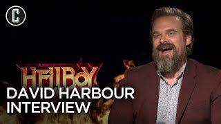 Hellboy: David Harbour Interview