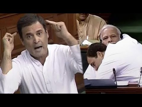 Jumla to Jhappi: Everything Rahul Gandhi said and did in Parliament