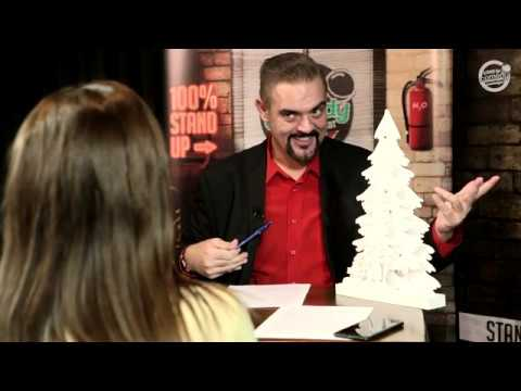 Stand Up Comedy - Karácsonyra - Www.standupcomedy.hu