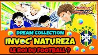 [CTDT] INVOCATION NATUREZA DC ! L'ATTAQUANT ULTIME ? | CAPTAIN TSUBASA DREAM TEAM