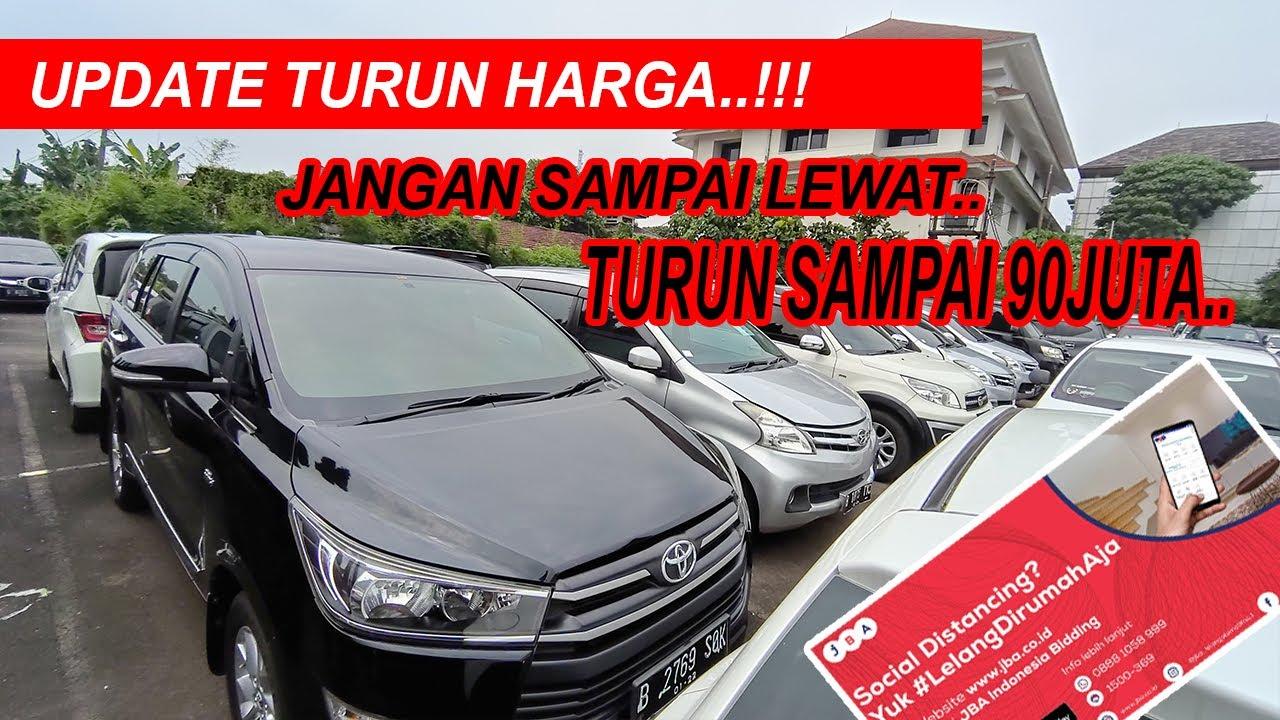 UPDATE TERBARU TURUN HARGA SAMPAI 90JUTA..!!!  | LELANG MOBIL JBA MERUYA