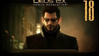 Deus Ex: Human Revolution - Director's Cut прохождение (часть 18)