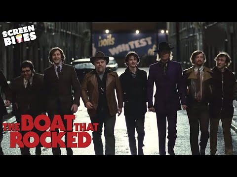 The Boat That Rocked | The Stag Party Scene | The Cast