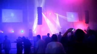 DJ ФОНАРЬ @ HI-TECH RECORD FEST 2012