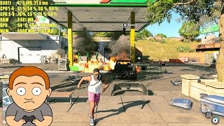 Watch Dogs 2 Pc GTX 1080 Ultra 1080p Frame Rate Performance Test