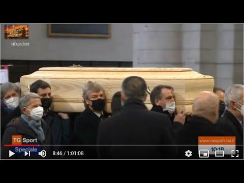 i funerali di paolo rossi #pablito