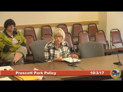 Prescott Park Policy Advisory Committee 10.3.2017