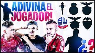 ADIVINA EL JUGADOR POR SUS CLUBES ft. xBuyer x MiniBuyer.