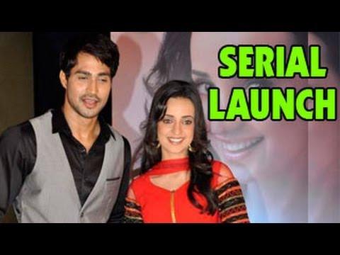 Sanaya Irani & Farhan Khan at Chanchan Serial Launch -- MUST WATCH!!