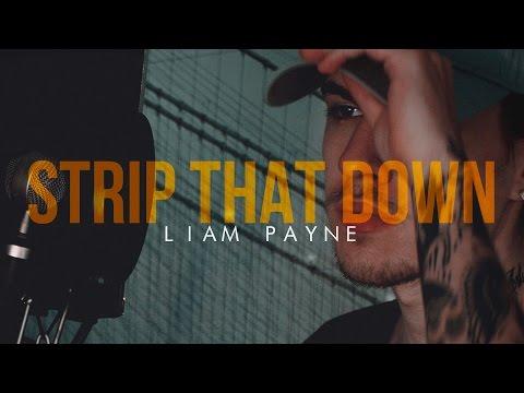 Liam Payne - Strip That Down - Cover