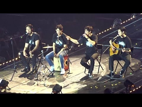 171209 CNBLUE Between Us in Manila - Love Light & Manito (Full performance)