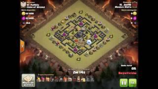 Gambar cover Epic Defense War 232 fullkiu (Clash of Wizard) vs. Joe96 (Monkey Mafia)