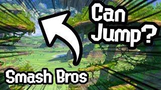 Who Can Make the Gaur Plain Jump? - Smash Ultimate