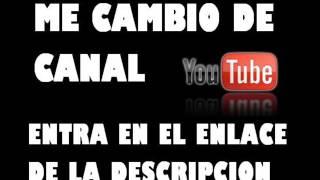 ME CAMBIO DE CANAL YOUTUBE https://m.youtube.com/#/user/MMorenika1993