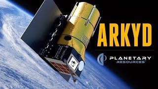 Lecture: Planetary Resources and the mining of asteroids