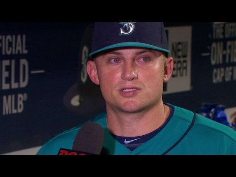 TEX@SEA: Seager discusses the team's win, Lee