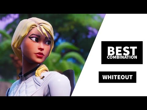 best-combos-|-whiteout-|-fortnite-skin-review